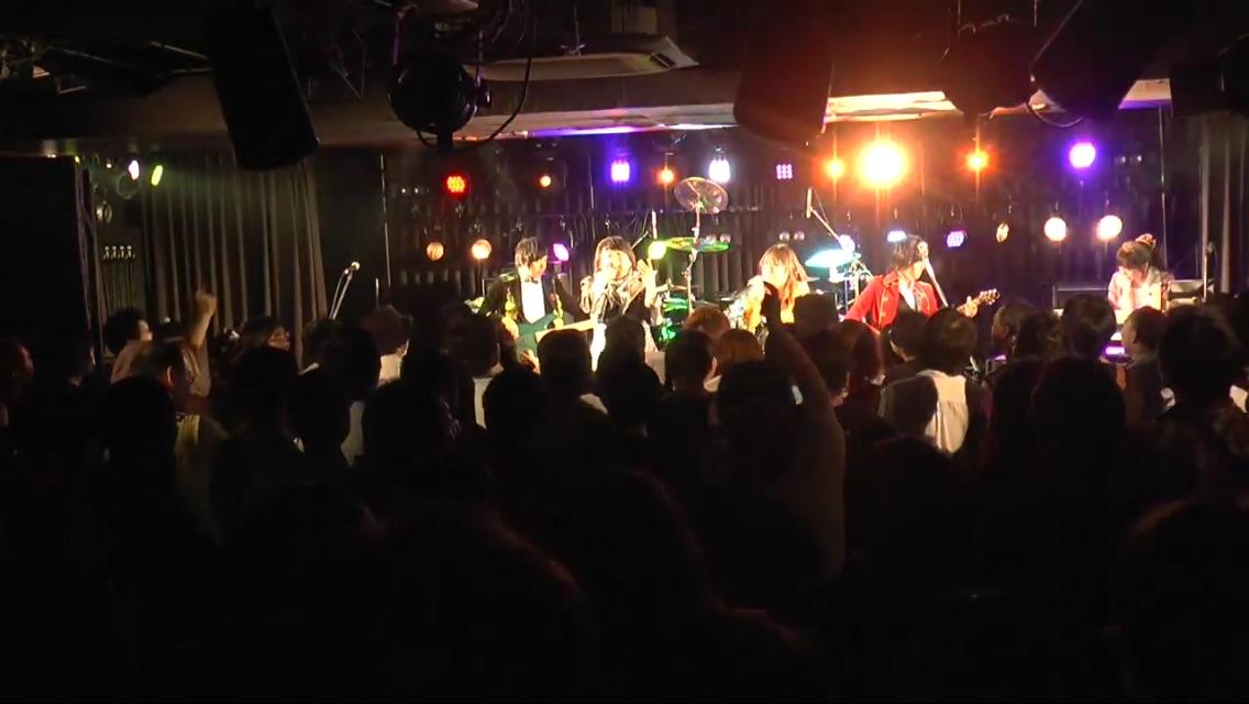 """『""""Over The Rainbow"""" Rock Festival feat.EEE』出演してきた【海賊版戦隊 セイクリッドヘキサゴン】"""