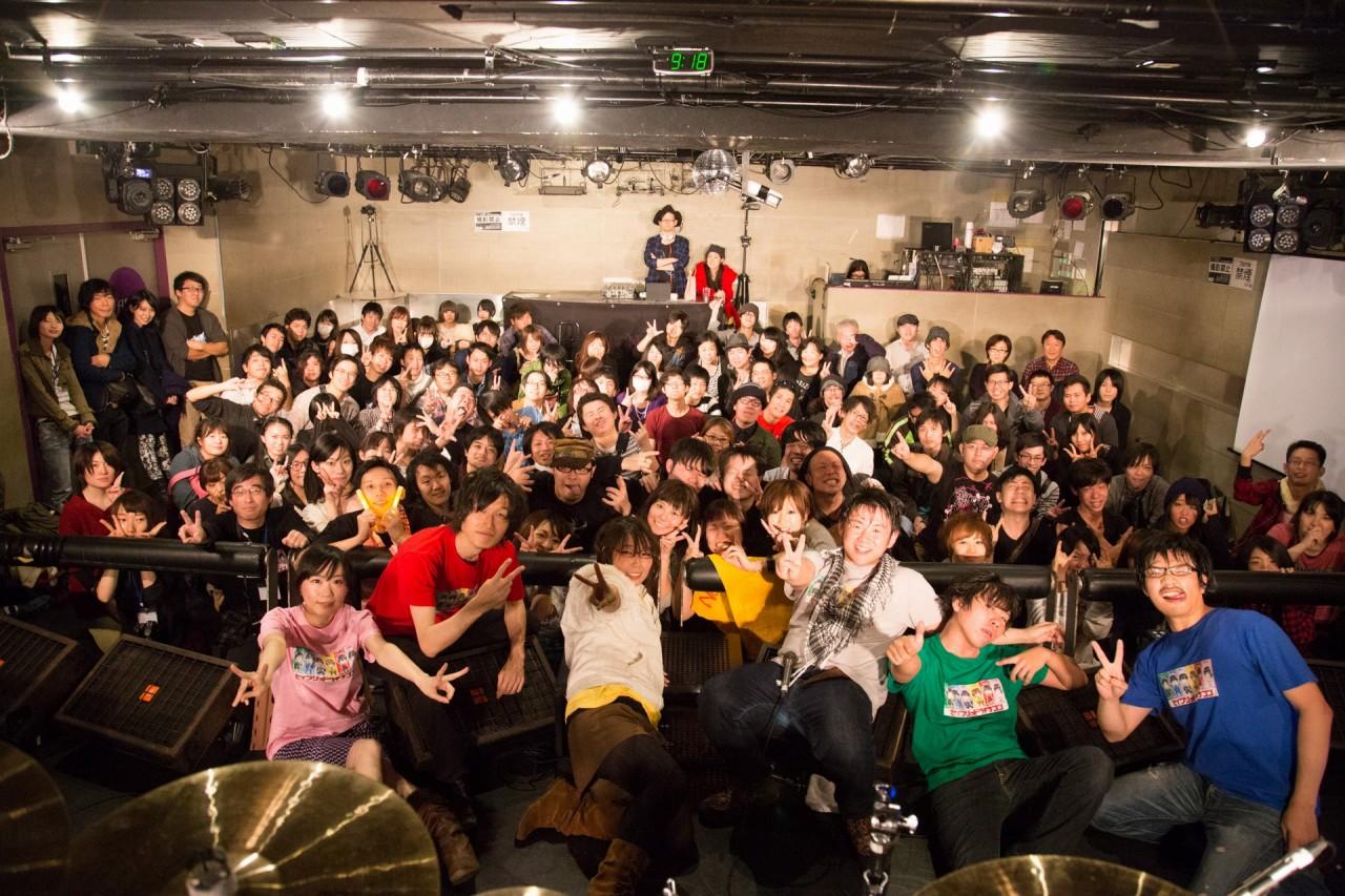 【出演ライブレポ】thanks giving!! 2015【海賊版戦隊セイクリッドヘキサゴン】