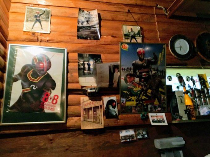 仮面ライダーBLACKのポスターやスチール