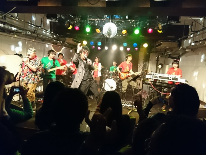 2017年下半期出演ライブレポート~YOFFYさん、福山芳樹さん、高取ヒデアキさんとの共演~【セイクリッドヘキサゴン】