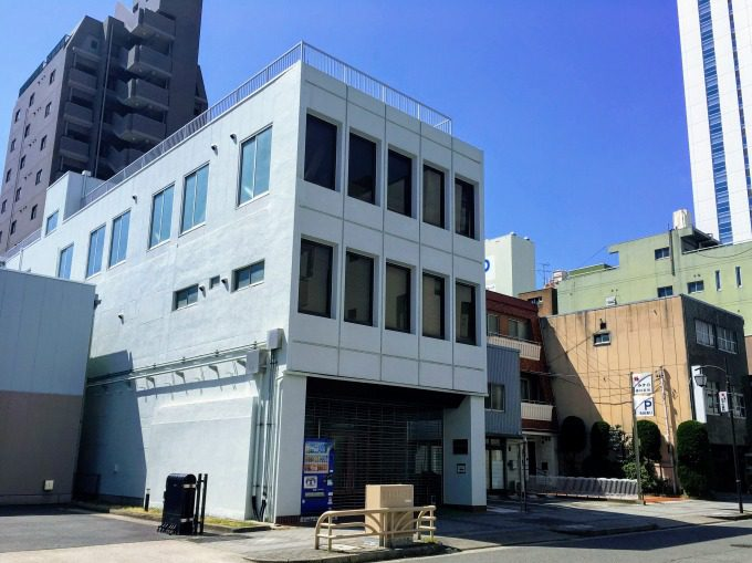 劇団ひまわり名古屋アクターズスクールの外観