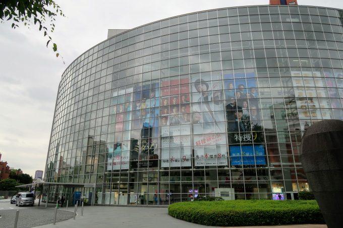 テレビ朝日本社の外観