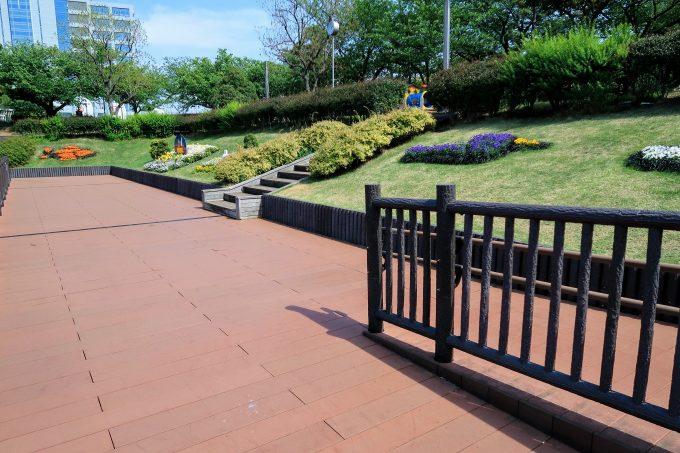 ミッフィー公園 東品川水辺公園