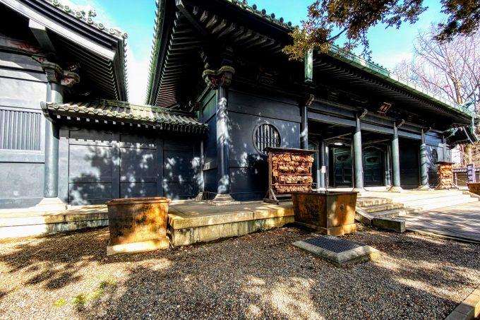 湯島聖堂の門
